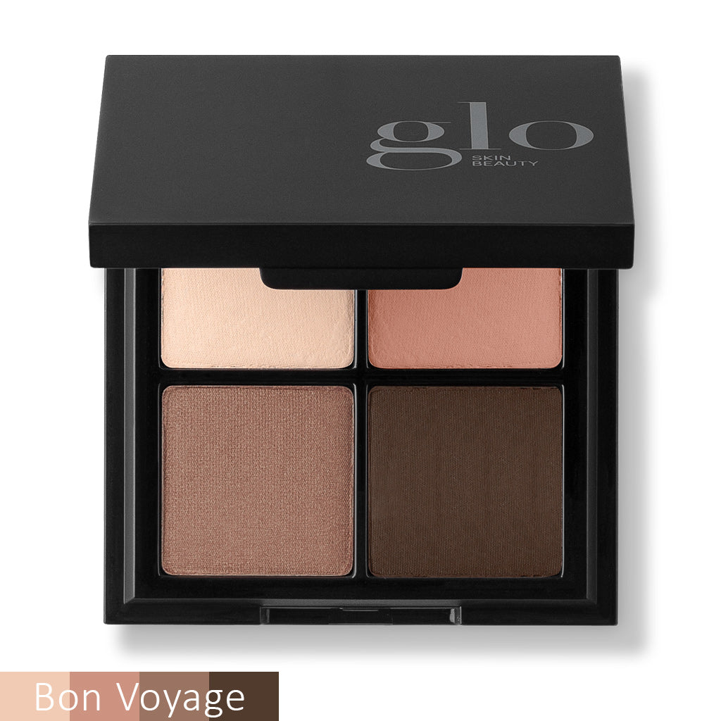 Glo Skin Beauty Eye Shadow Quad Bon Voyage