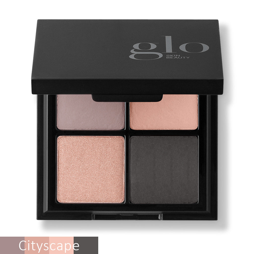 Glo Skin Beauty Eye Shadow Quad Cityscape