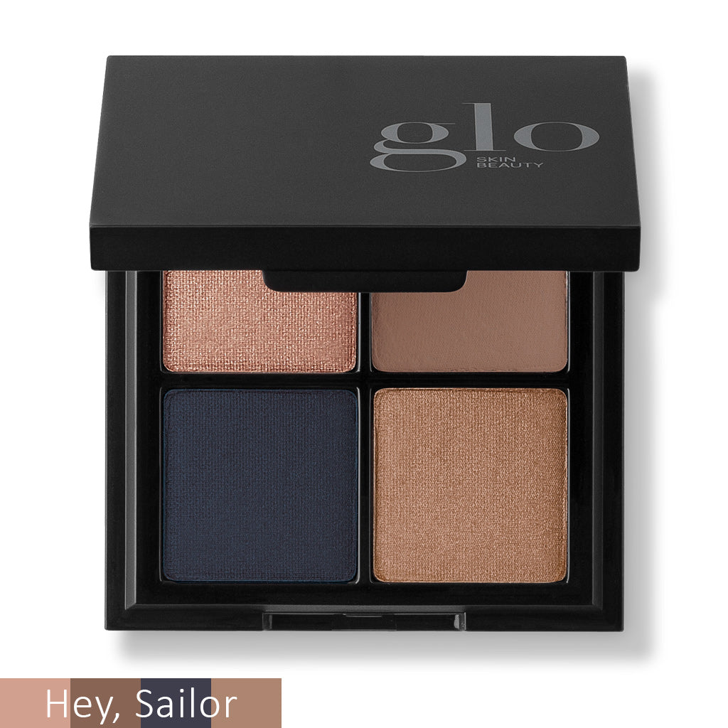 Glo Skin Beauty Eye Shadow Quad Hey, Sailor
