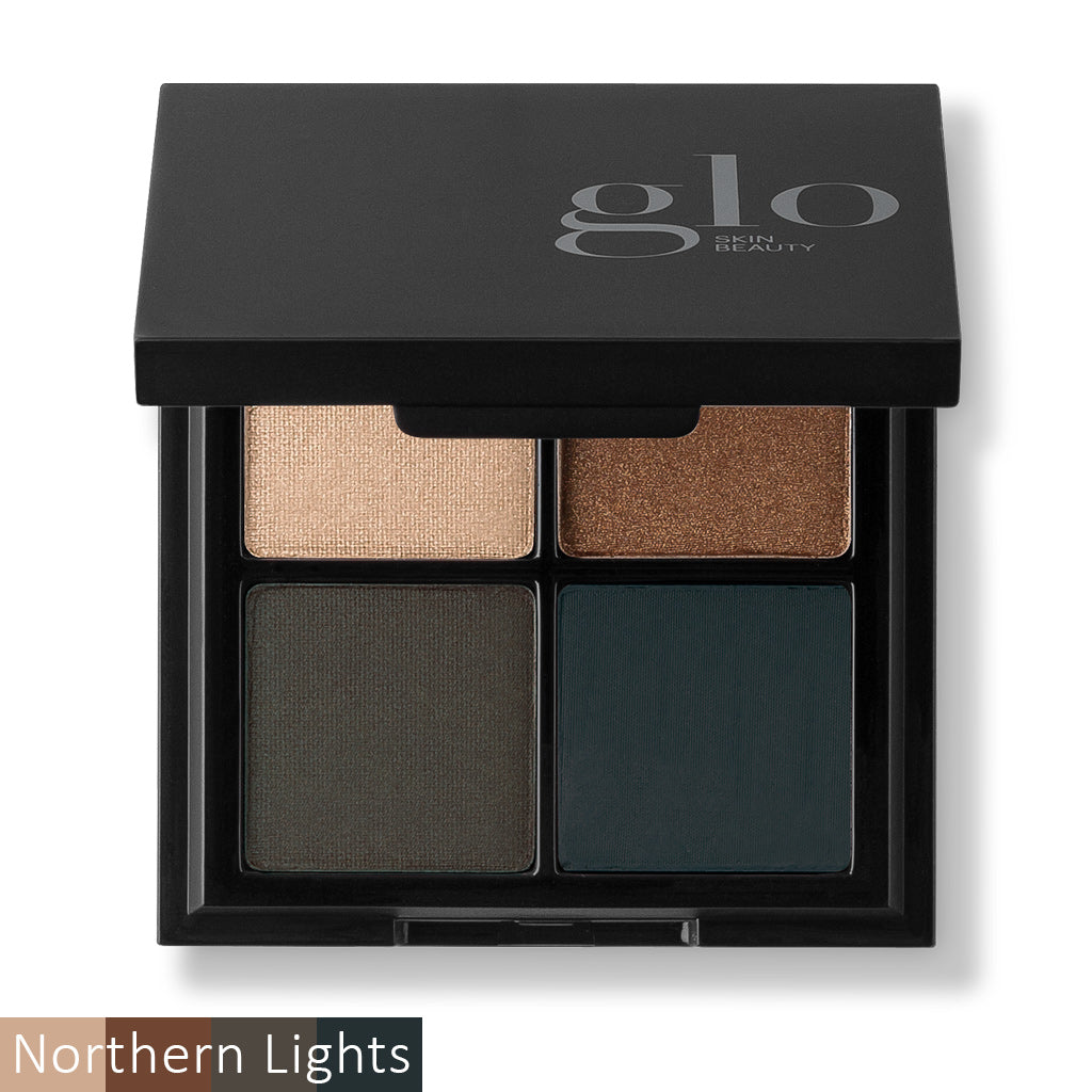 Glo Skin Beauty Eye Shadow Quad Northern Lights