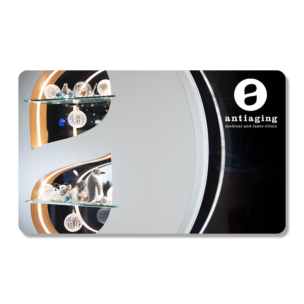 Anti-Aging Medical and Laser Clinic Gift Card