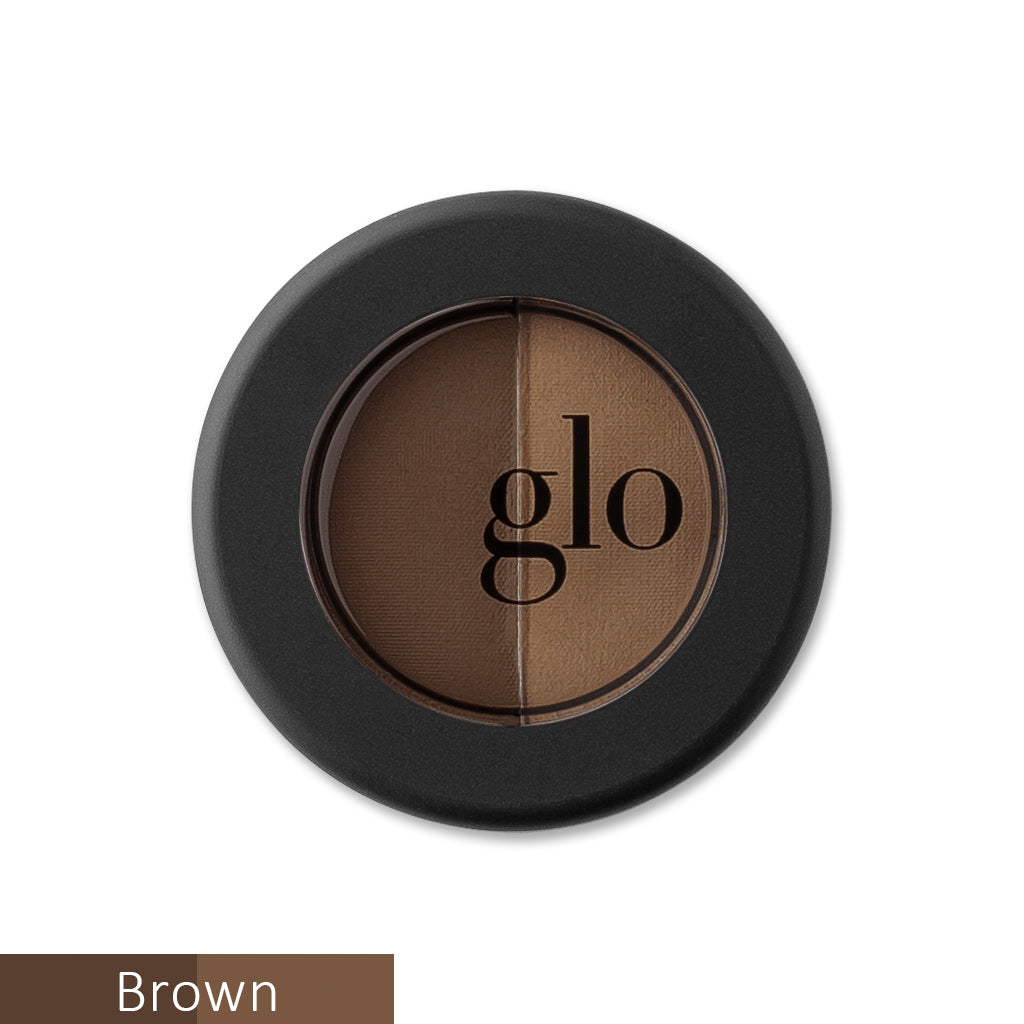 Glo Skin Beauty Brow Powder Duo Brown