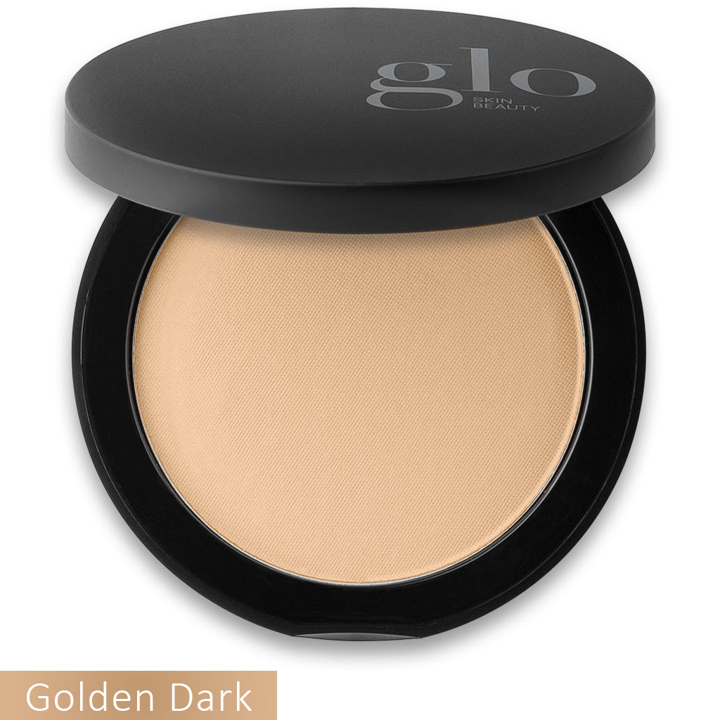Glo Skin Beauty Pressed Base Golden Dark
