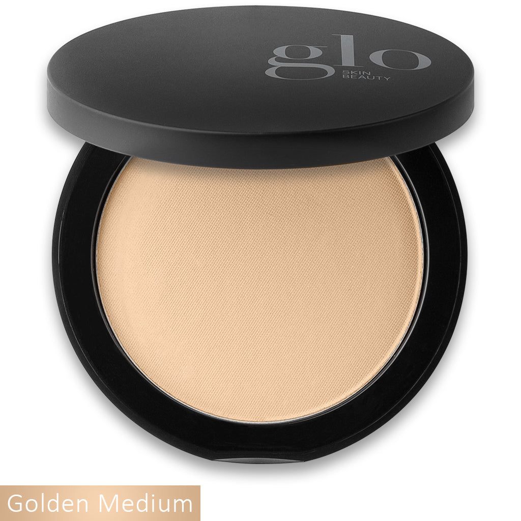 Glo Skin Beauty Pressed Base Golden Medium