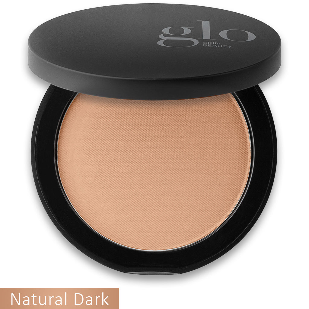 Glo Skin Beauty Pressed Base Natural Dark