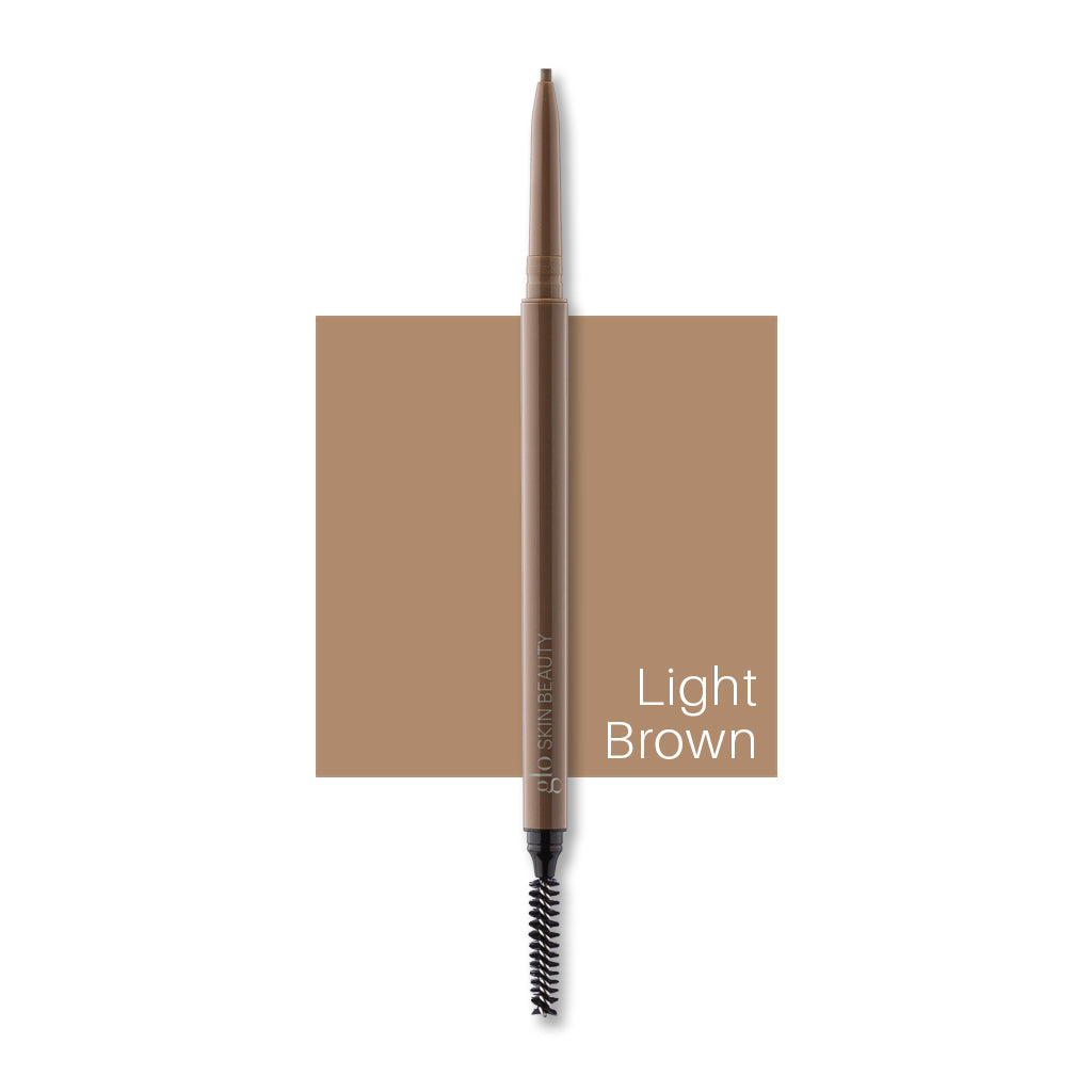 Glo Skin Beauty Precise Micro Browliner Light Brown