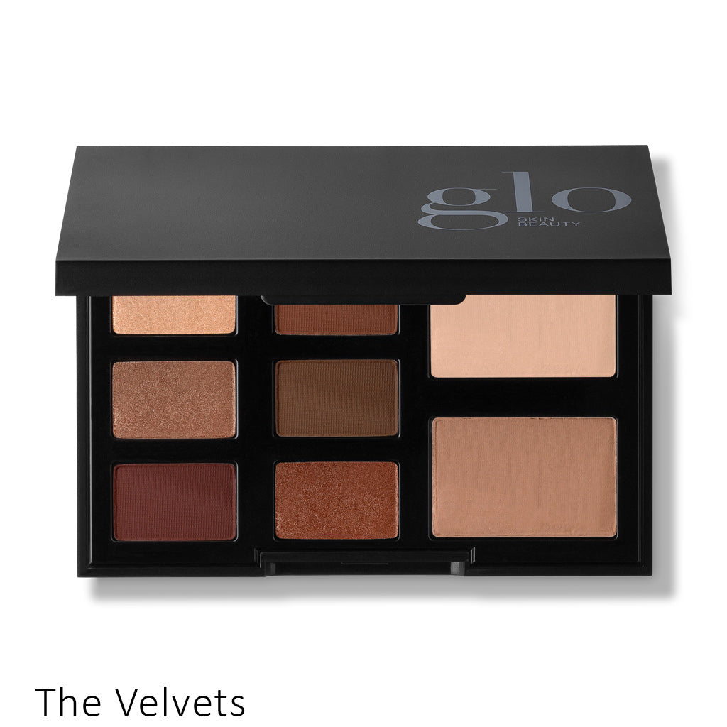 Glo Skin Beauty Shadow Palette The Velvets