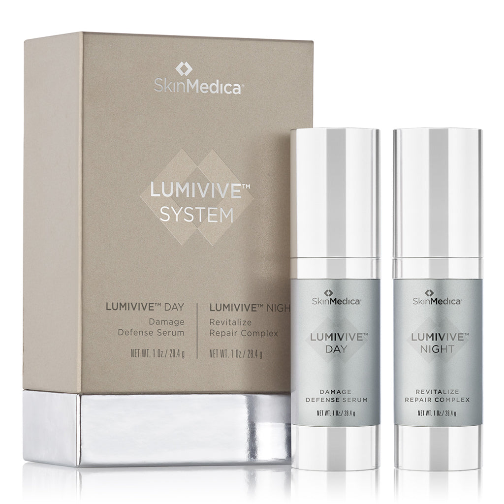 SkinMedica Lumivive™ System with box
