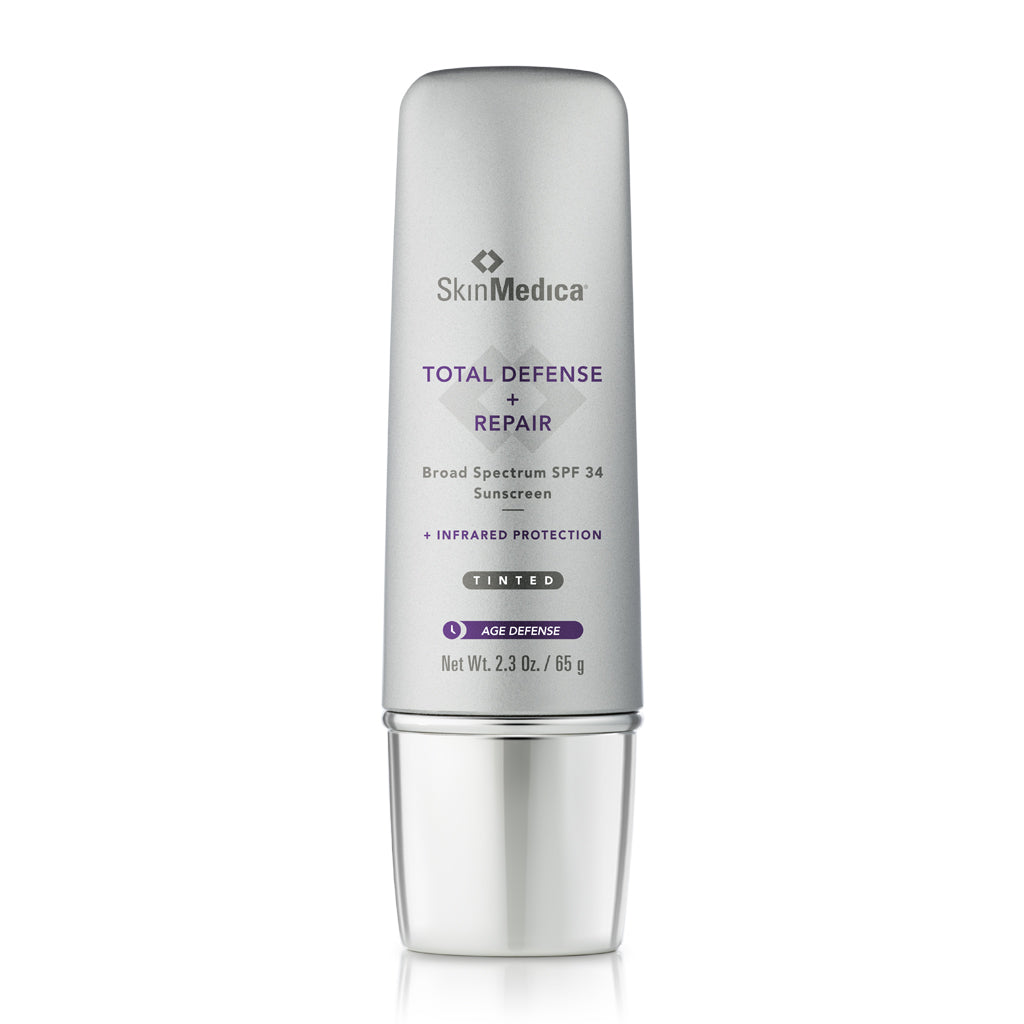 SkinMedica Total Defense + Repair Tinted Broad Spectrum Sunscreen SPF 34