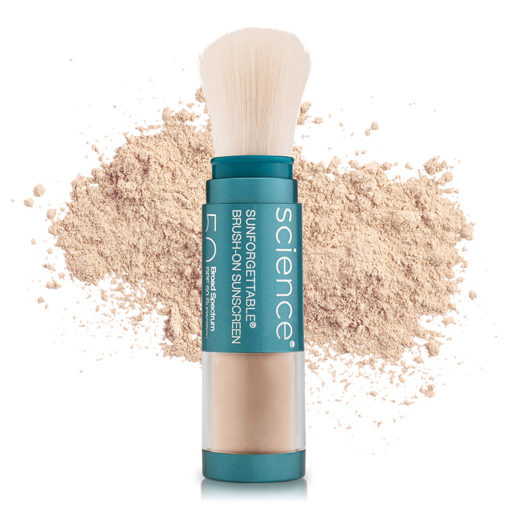 Colorescience Sunforgettable Total Protection Brush-On Shield SPF 50 - Medium