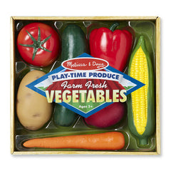 Playtime Vegetables