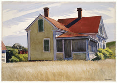 EDWARD HOPPER, MARSHALL'S HOUSE