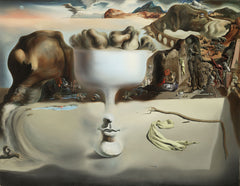 Dali: Apparition of Face and Fruit Dish Print