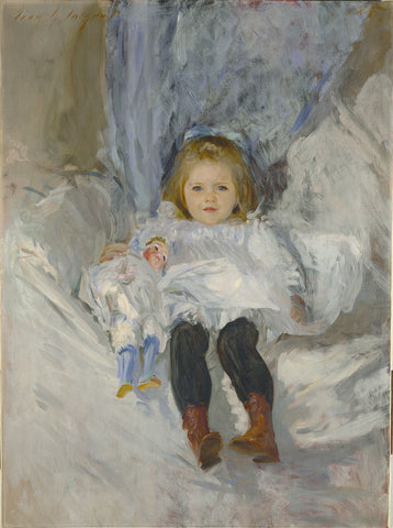 JOHN SINGER SARGENT, RUTH SEARS BACON