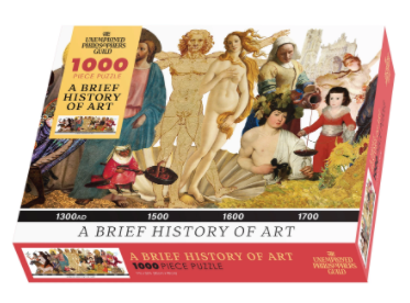 A Brief History of Art Puzzle