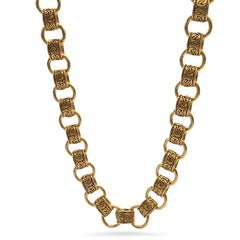 Renaissance Bridle Link Necklace
