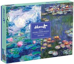 Double Sided Monet Puzzle