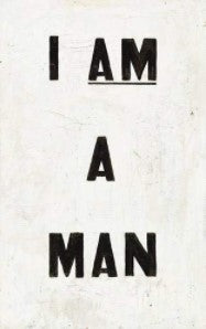I Am a Man Notebook