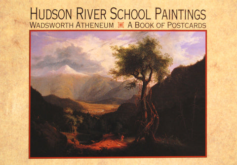 Hudson River School Paintings Postcard Book