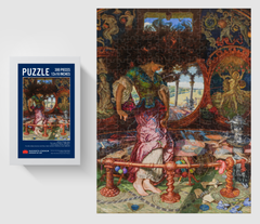 Lady Of Shalott Puzzle
