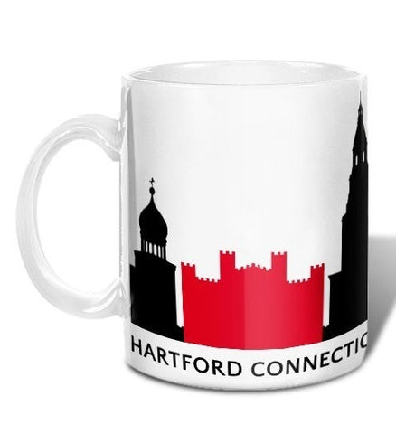 HARTFORD SKYLINE MUG