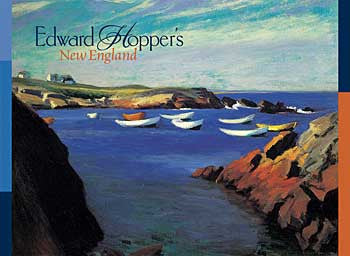 EDWARD HOPPER'S NEW ENGLAND BOXED NOTECARDS