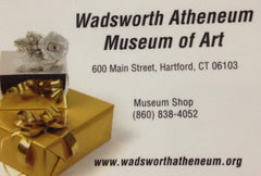 Museum Shop Gift Card