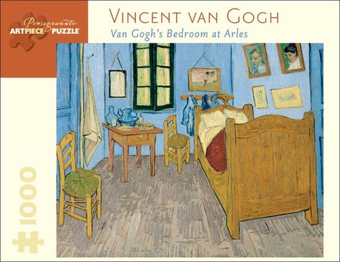 Vincent Van Gogh: Van Gogh's Bedroom At Arles Puzzle