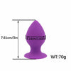 2 Pcs/Set 30-Function Vibrator with Big Silicone Plug