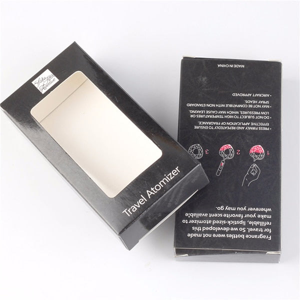 Mini Travel Perfume Atomizer