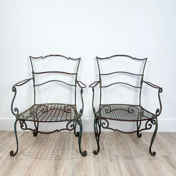 Jean Charles Moreux Armchairs, 20th Century, A Pair