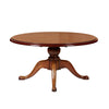 Vintage American Round Dining Table (2 available)
