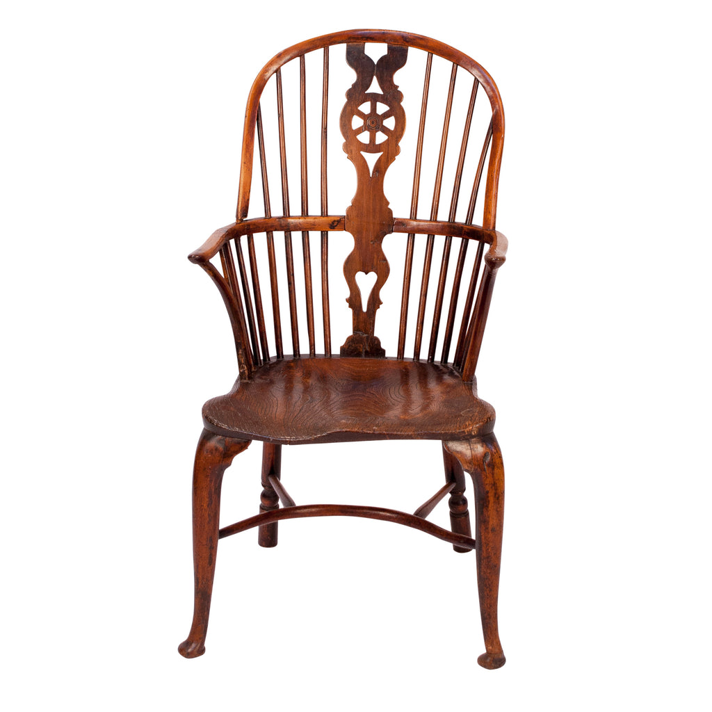 Antique and Art Exchange  Windsor Armchair, England circa 1840