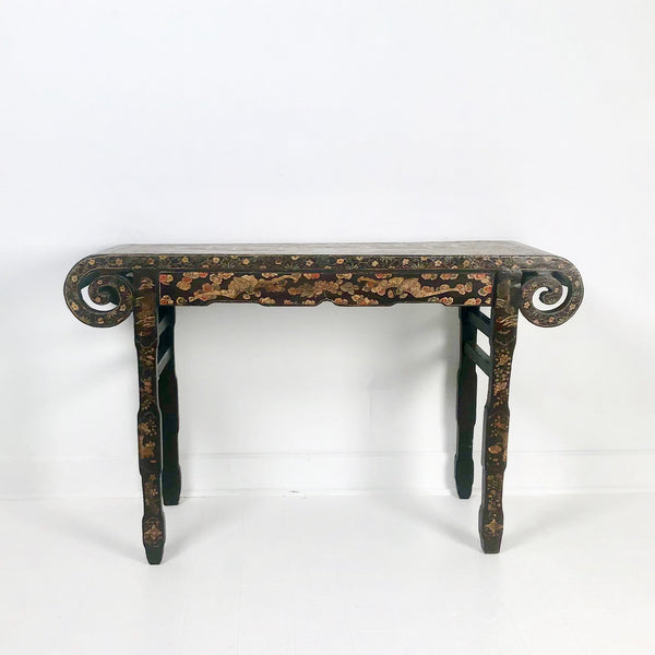 Coromandel Altar Table, China circa 1860