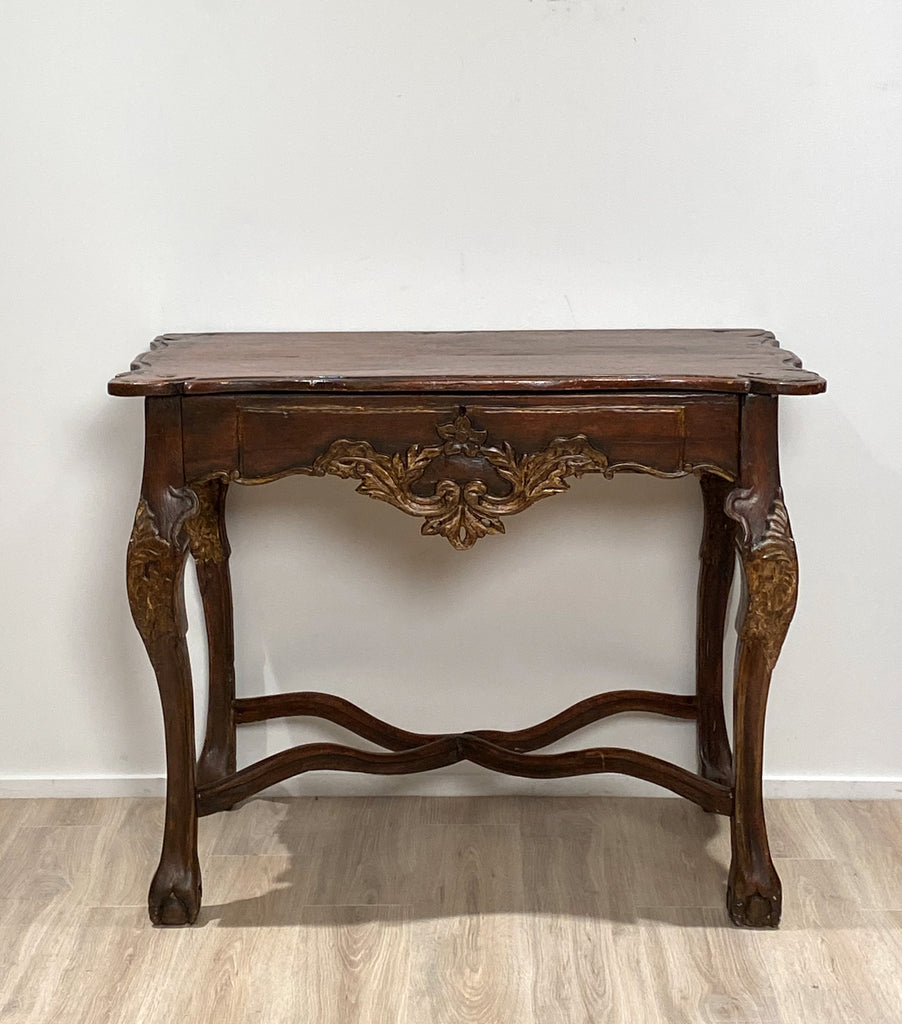 18th - 19th Century Painted Console, Spain