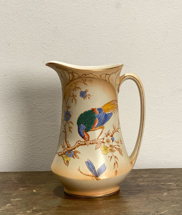 English Stoneware Pitcher, Circa 20th Century