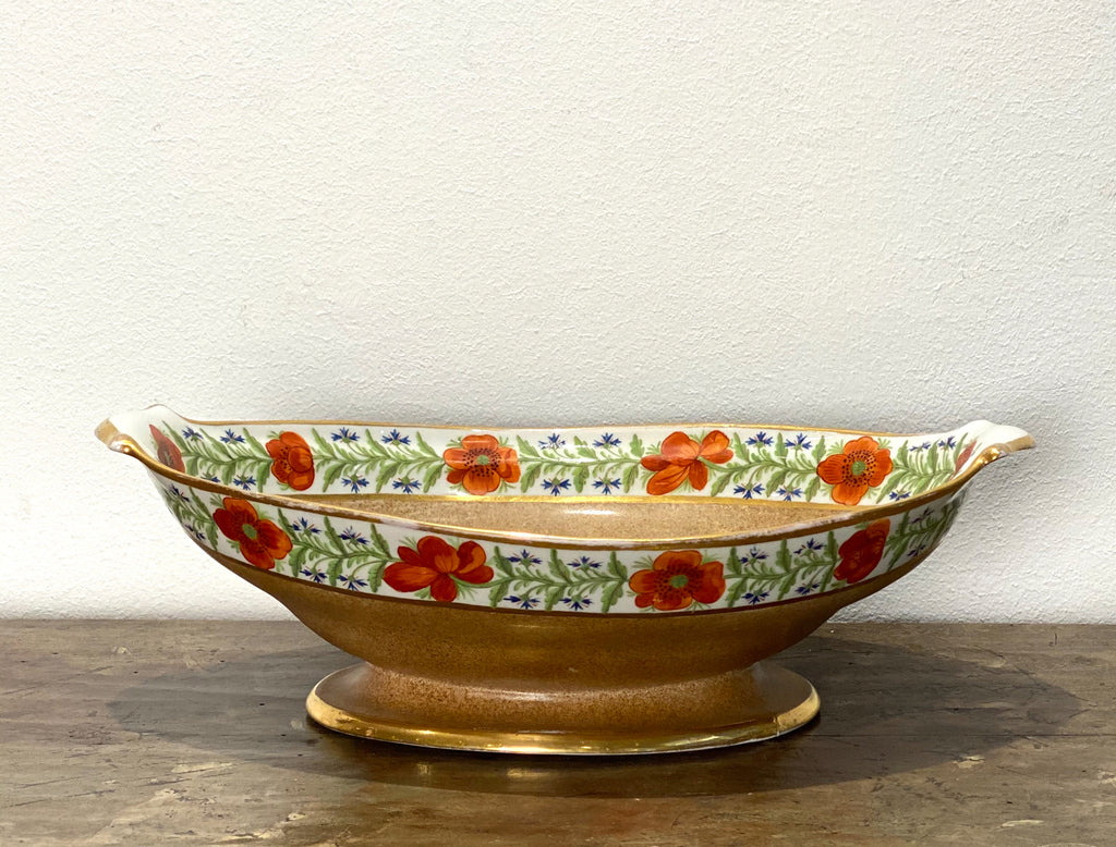English Regency Fruit Bowl