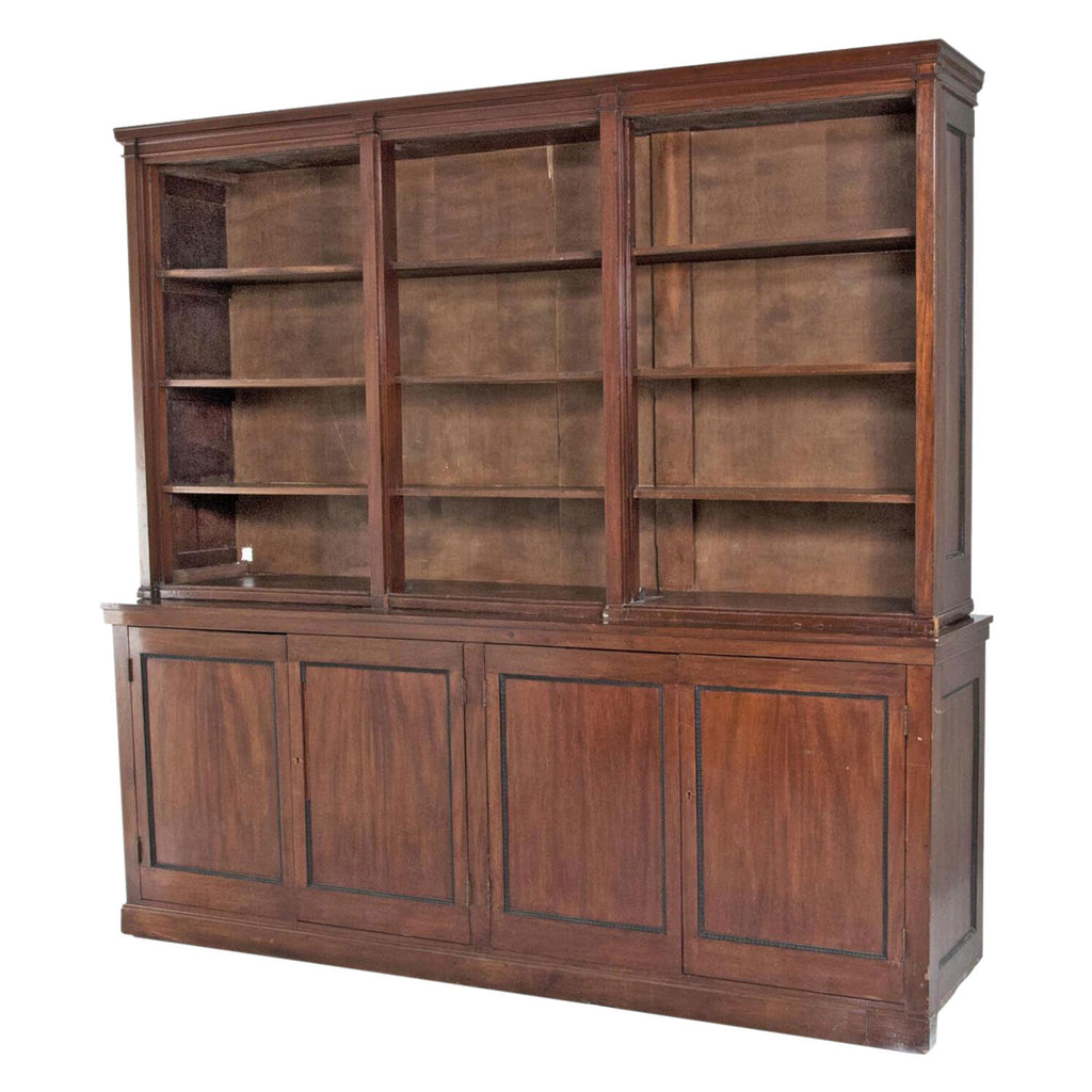 Late 19th Century English Bookcase