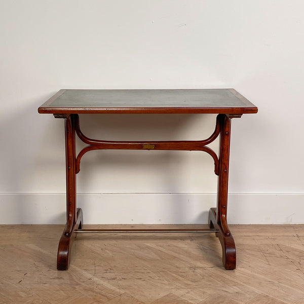 Thonet Style Writing Table, France Circa 1900