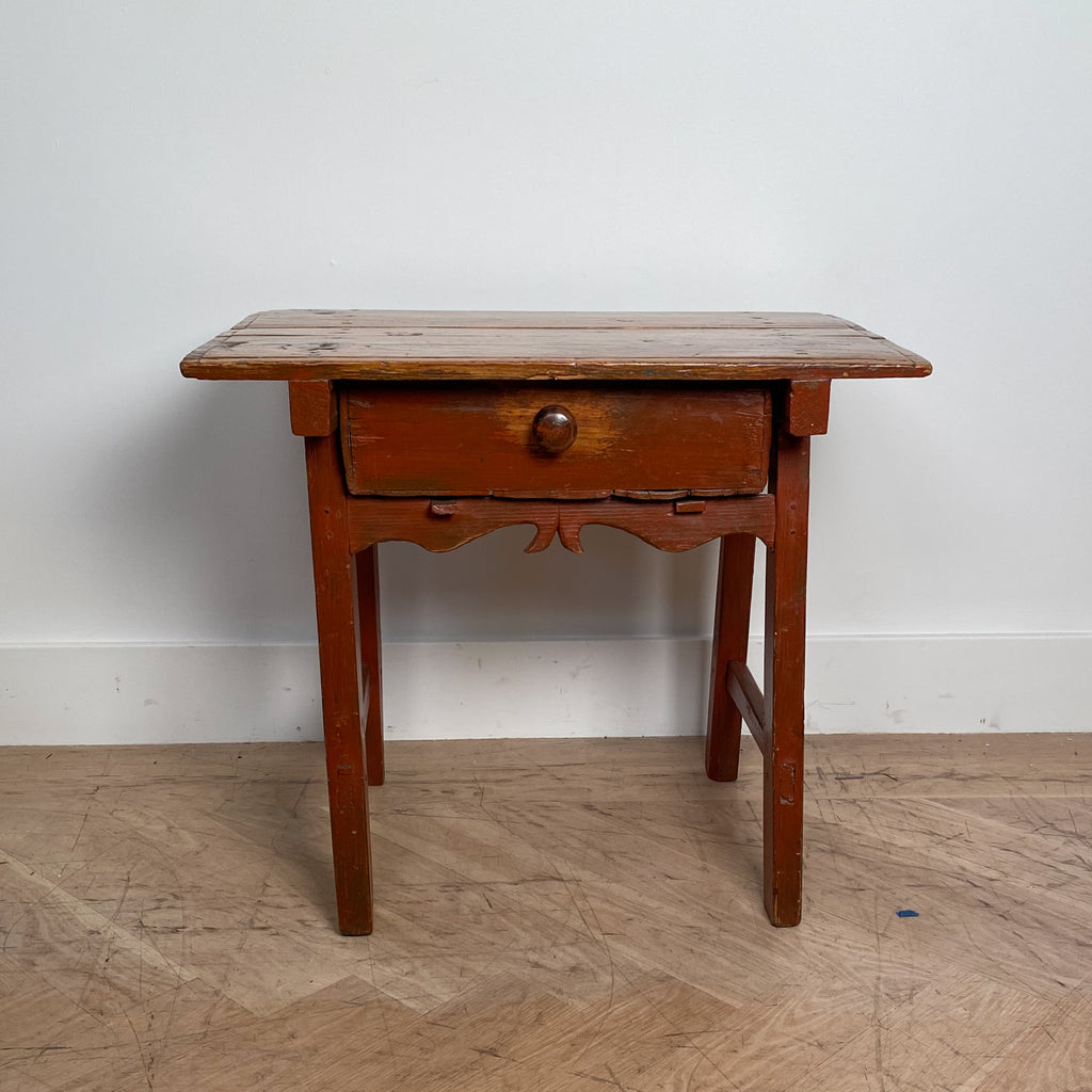 Provincial Side Table, Spain 19th Century