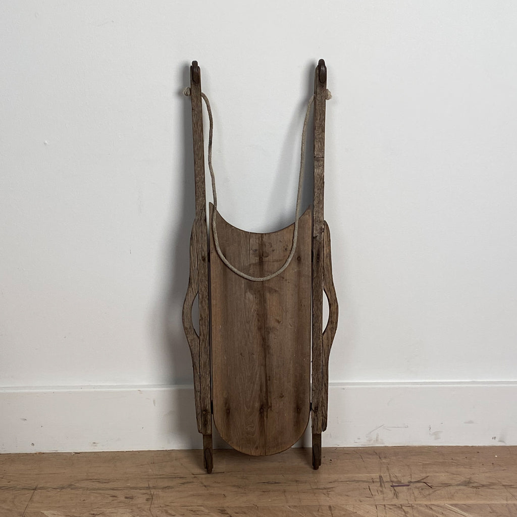 Antique Sled, American Circa 19th Century
