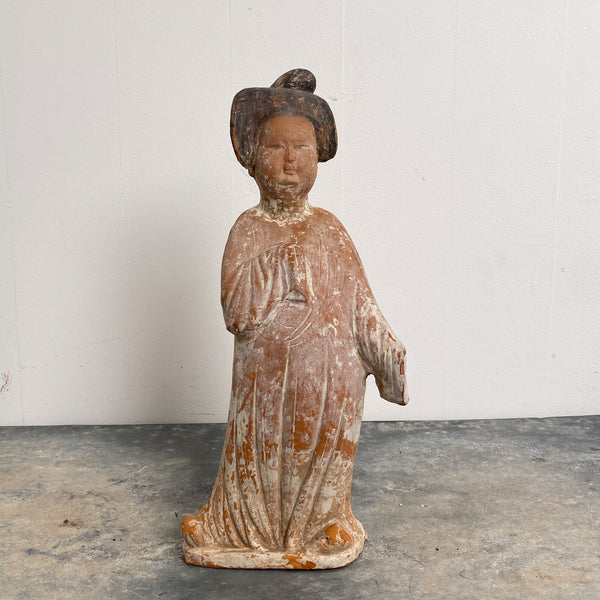 Tang Dynasty Lady, China Circa 7th Century