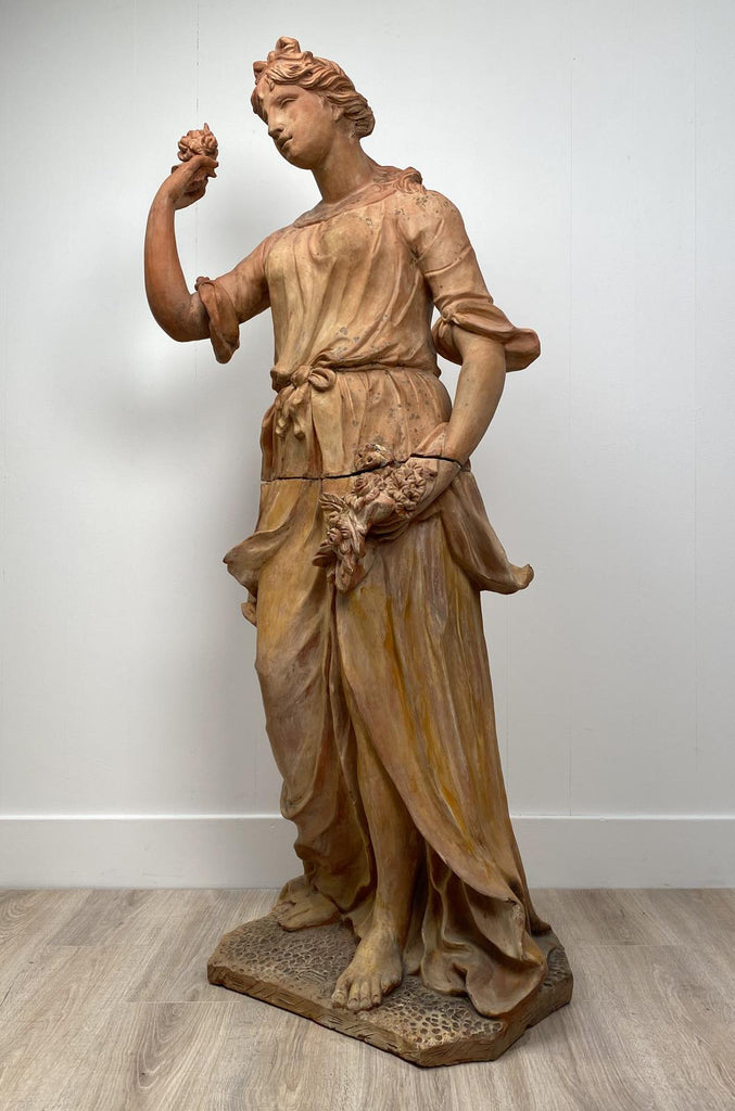 Statue of Flora, Italy 18th Century and Later