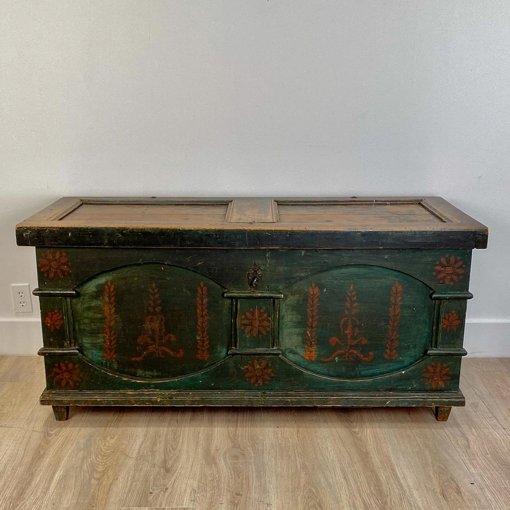 Dowry Chest, American Circa 1810