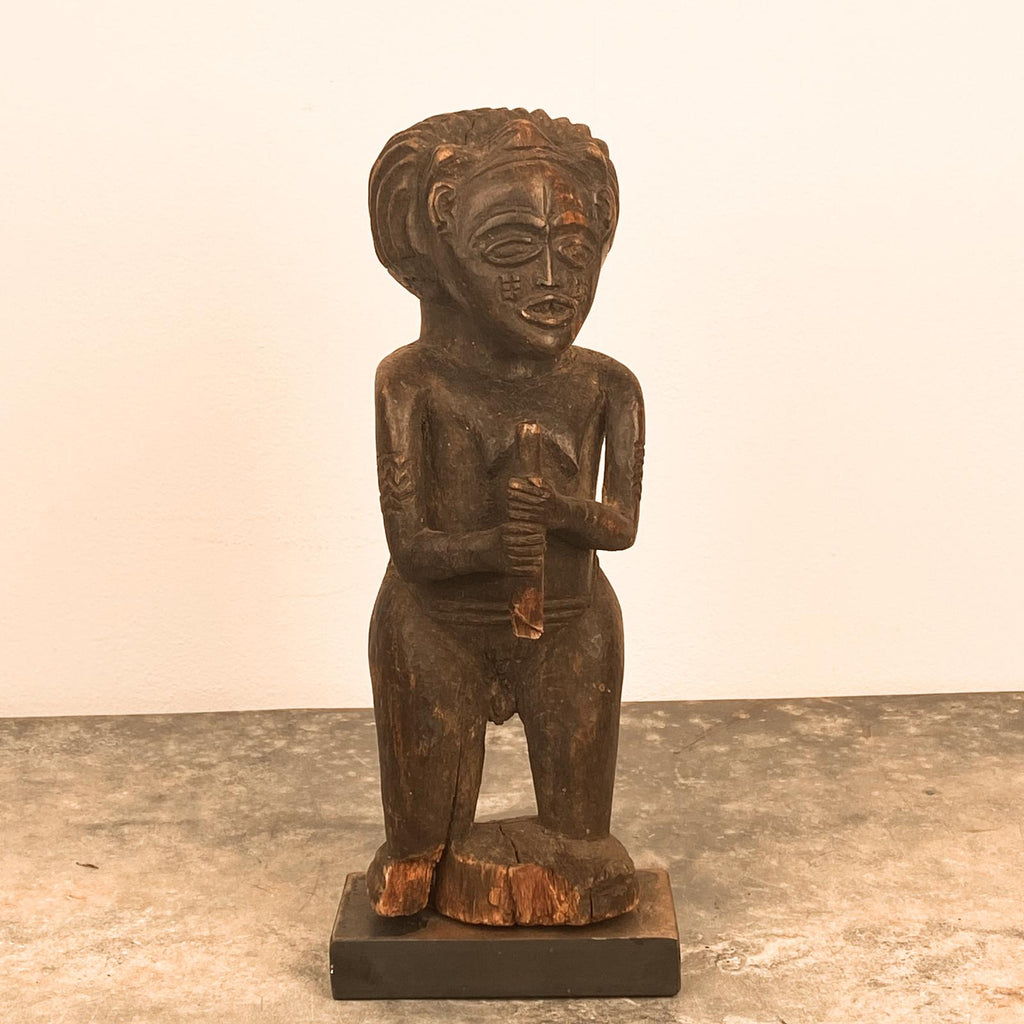 African Ancestry Figure, 20th Century