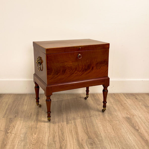 Sugar Chest on Stand, American Circa 1820