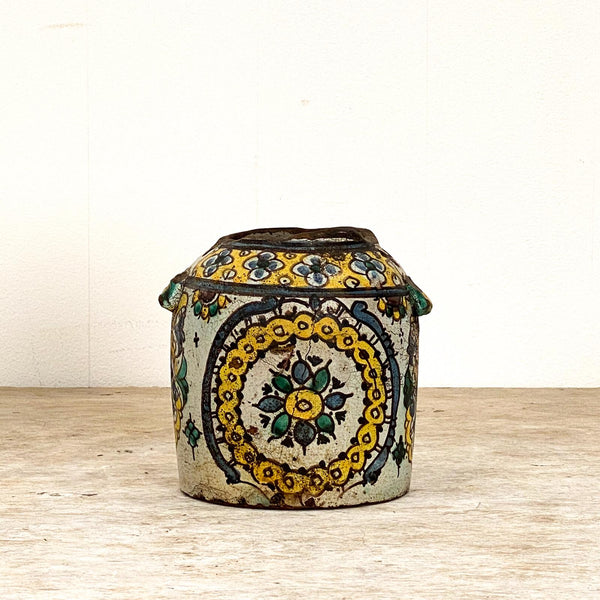 Circa 19th Century Butter Jar, Morocco
