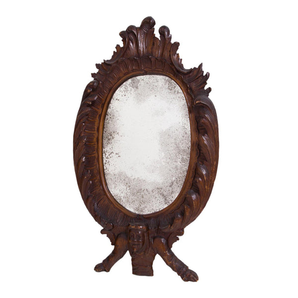 19th Century Welsh Witches Mirror