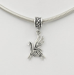 Tell Your Story Charms - Pandora Style  Sterling Silver Soaring Spirit