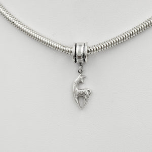 Tell Your Story Charms - Pandora Style  Sterling Silver Spirit Crescent